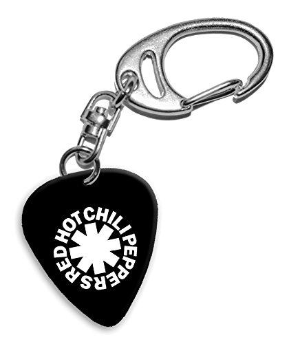 red-hot-chili-peppers-band-logo-porte-cles-de-plectre-de-guitare-h