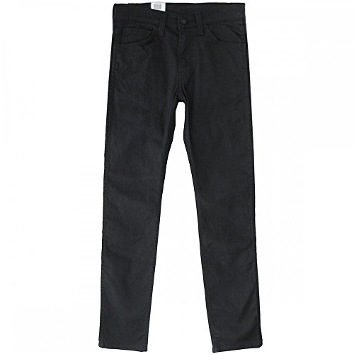 Levis Line 8 Jeans Men SUPER SKINNY 18720-0002 Black, Hosengröße:34/32