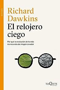 El relojero ciego par Richard Dawkins