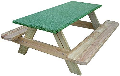 Go Granite Picknick- und Banketttischdecke, Grün