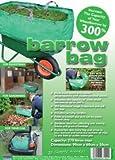 Toastabags - Borsa per carriola per il trasporto di rifiuti del giardino, 270 l