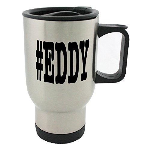 amen Eddy Spitzname Hashtag 14oz Edelstahl Tasse ()