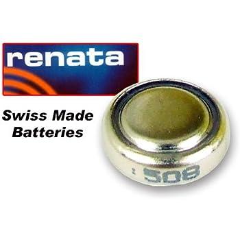 Renata SR57 Knopfzelle 399 Silberoxid 53 mAh 1.55 V 1