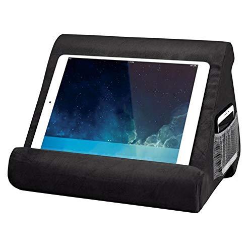 Ritapreaty Soft Pillow pour iPad, Support de Plateau-Coussin pour tablettes, lecteurs de Livres numériques, Smartphones, Livres et Magazines Img 2 Zoom