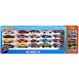 Hot Wheels Promo Pack (20 Car Pack+ 1 Match Box Car)