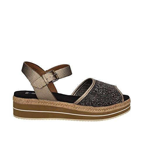Wrangler WL171652 Sandalo Donna Bronzo