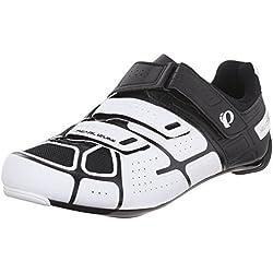 Zapatillas Pearl Izumi Select RD IV Blanco-Negro 2016
