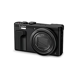 Panasonic-DMC-TZ81EG-K-Lumix-High-End-Travelzoom-Kamera-30x-Leica-Zoom-4K-25p-Video-Sucher-mit-Augensensor-76-cm-3-Zoll-Touch-LCD-manueller-Fokus