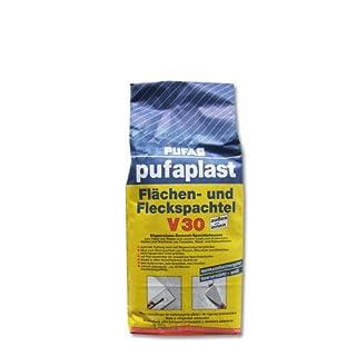 Pufas Pufaplast V30 - Dispersions Zement Spachtelmasse - außen und innen 25 kg