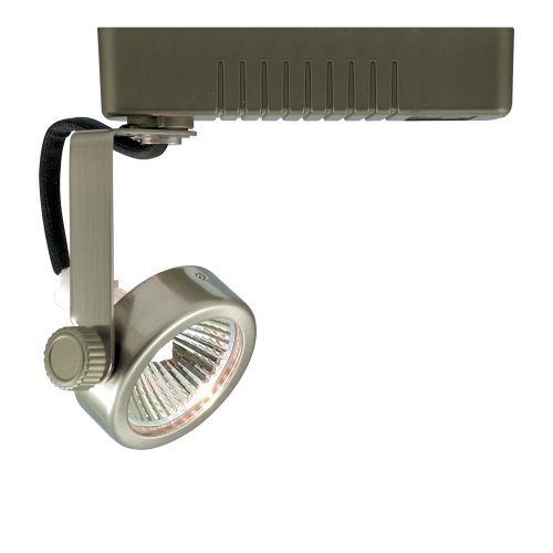 Low-voltage-mini-track (Jesco Lighting HLV13250BK Mini Deco 132 Series Low Voltage Track Light Fixture, 50 Watt, Black Finish by Jesco Lighting Group)