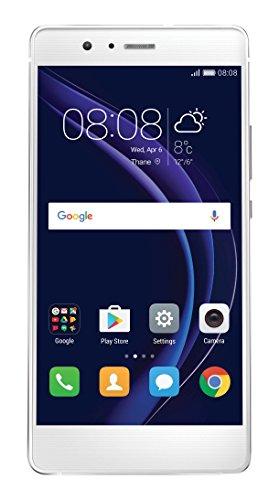 9. Honor 8 Smart (White, 16GB)