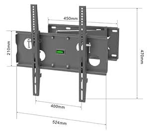mmt furniture designs c1742 support mural d 39 cran plat supports muraux d 39 crans plats 50 kg. Black Bedroom Furniture Sets. Home Design Ideas