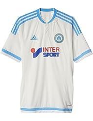 adidas Olympique De Marseille Domicile Replica Maillot manches courtes Homme