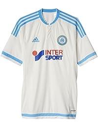 94e052f468 adidas Olympique Marseille Replica – Maglia Giocatore casa, Uomo, Trikot  Olympique Marseille Heim,