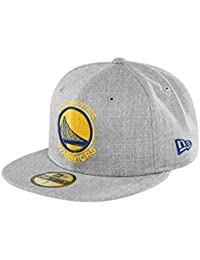 Gorra New Era: NBA Heather Fitted Golden State Warriors GR 7.5/8