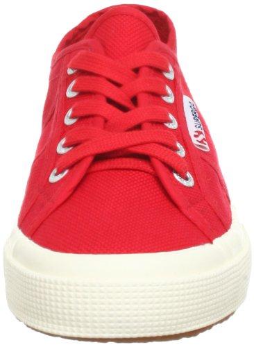 Superga 2750-PLUS COTU S003J70 Damen Sneaker Rot (Red 975) JIBVx9AU