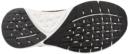 adidas Fluidcloud M, Scarpe da Corsa Uomo Grigio (Cblack/Silvmt/Dgsogr)