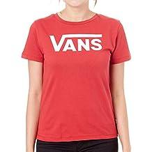 Vans camiseta de manga corta para mujer VA34AYYFO FLYING V CREW