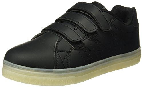 BEPPI Unisex, bambini Casual 2150964 scarpe sportive Nero