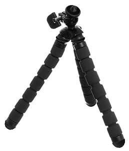 KitVision Small Monkee Grip Flexible Foam Tripod for Camera - Black
