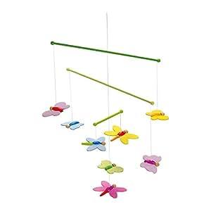 Goki Mobile Butterflies Toy
