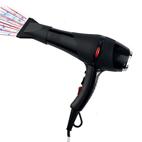 WWDDVH Mute Fön/Konstante Temperatur Heiß Und Kalt Nicht Schädlich Haar/Negative Ionen Haartrockner