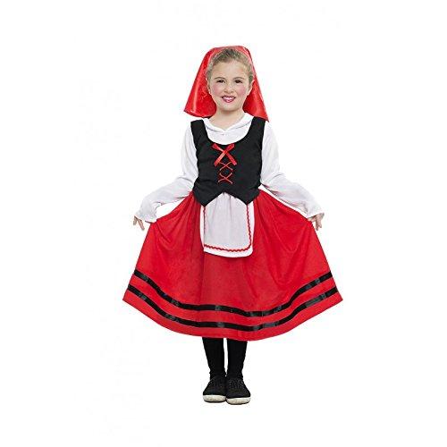 Imagen de disfraz pastorcilla niña talla 5 6