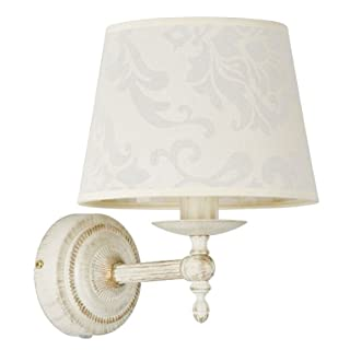 ALFA ROKSANA White/Weiss Wandleuchte Wandlampe Lampe