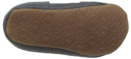 Old Soles  105R Kick Out,  Baby, Jungen Krabbelschuhe Blue (Distressed Navy)