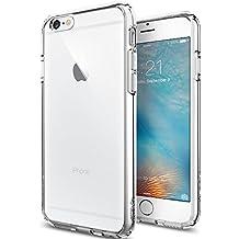 Funda iPhone 6s Spigen - Carcasa Ultra Hybrid, Tecnología de cojín de aire y protección híbrida de caída para el iPhone 6S / iPhone 6, Transparente