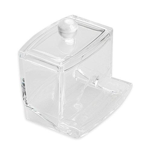 hrph-klare-acryl-baumwoll-tupfer-q-tip-aufbewahrungsbehalter-kasten-kosmetischer-verfassungs-fall