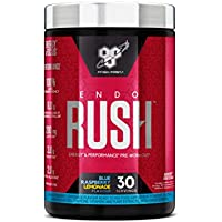 BSN Endorush, Blue Raspberry Lemonade Sports Supplements, 495g