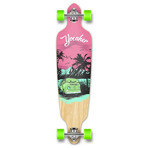 Yoc095 New VW Vibe Beach Series Longboard