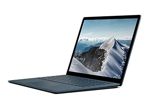Microsoft Surface Laptop 34,29 cm (13,5 Zoll) (Intel Core i5, 256GB Festplatte, 8GB RAM, Intel HD Graphics 620, Win 10 S) Kobalt Blau (Laptop Microsoft Touch Screen)