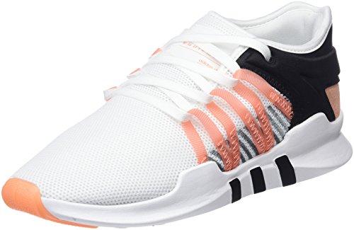 adidas Damen EQT Racing ADV Fitnessschuhe Weiß (Ftwbla/Cortiz/Negbas 000) 36 2/3 EU