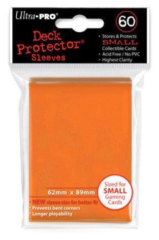 Ultra Pro Deck Protektoren Yu-Gi-Oh! Size Orange - 60 Stück