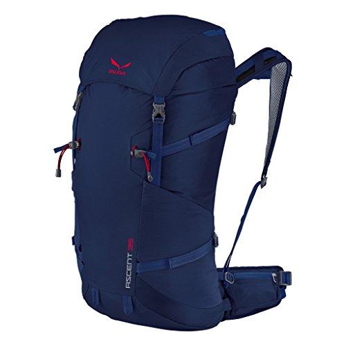 Salewa Ascent 35 Bp Sac A Dos Unisex Bleu Taille Unique