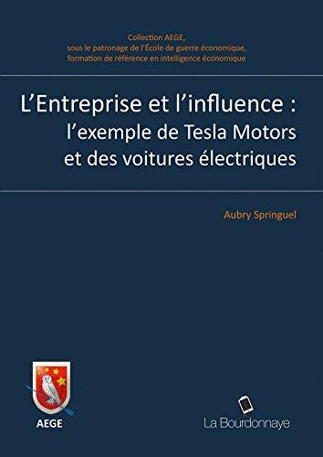 L'Entreprise et l'influence : l&...
