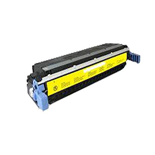 C9732A Gelbe Druckerpatrone für HP Laserjet 55005500dn 5500dtn 5500hdn 5500n 55505550n 5550dn 5550dtn