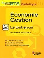 Economie-Gestion - Le tout-en-un de Michel Camus