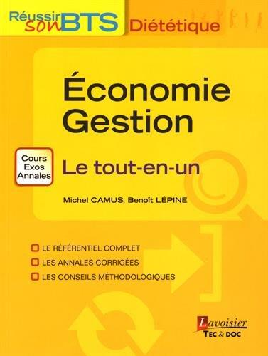 Economie-Gestion : Le tout-en-un
