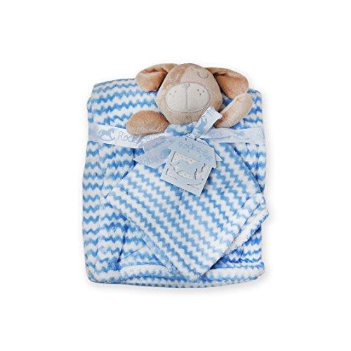 Juego de mantas calientes de regalo para bebé recién nacido, para niñas y niños unisex, colcha de algodón polar para invierno.
