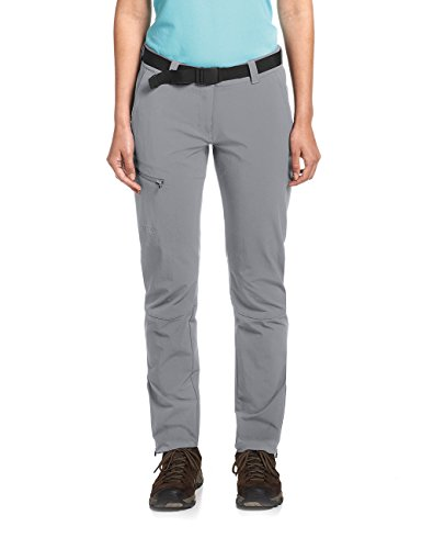 Maier Sports Hose Inara Slim Damen, Sleet, 40