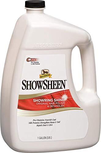 Absorbine 428941 Show Sheen, 3.8 Liter