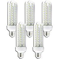 LED Lampen 4U 24W E27 85-265V Kaltweiß U-Form