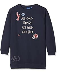 TOM TAILOR Kids Mädchen Long Sweatshirt with Print