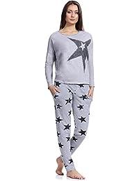 Italian Fashion IF Pijamas para mujer Star 0223