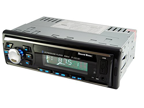 soundboss bluetooth wireless with phone caller id receiver car media SoundBoss Bluetooth Wireless With Phone Caller Id Receiver Car Media 41caOH0TOJL