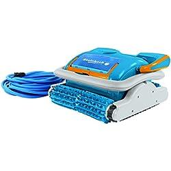 Steinbach Schwimmbadreiniger Speedcleaner APPcontrol, Filterleistung ca. 20 m³/h, vollautomatisch, für Boden und Wände, 061023