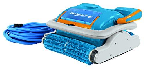 Steinbach Speedcleaner APPcontrol Poolreiniger  blau 20 m³/h -